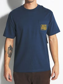 Anti Hero Reserve Pocket T-Shirt