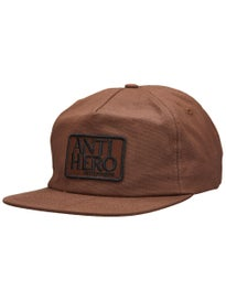 Anti Hero Reserve Patch Unstructured Snapback Hat