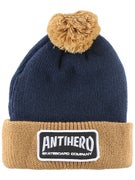 Anti Hero Skate Co. Patch Pom Beanie