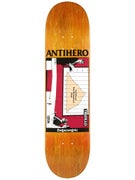Anti Hero Trujillo Business As Usual Deck 8.06 x 32