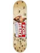 Anti Hero Trujillo For Rent Deck 8.18 x 31.84
