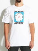 Anti Hero Will Return T-Shirt
