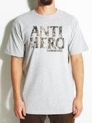 Anti Hero x Real Tree Black Hero T-Shirt