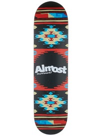 Almost Aztek Night Deck  8.0 x 31.6