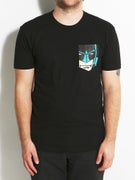 Almost Batman Pocket T-Shirt