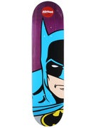 Almost Cooper Superhero Splitface Deck  8.0 x 31.7
