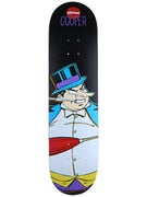 Almost Cooper Villain Penguin V2 Deck  8.0 x 31.7