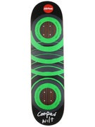 Almost Cooper Glow In The Dark Impact Deck  8.25 x 31.7