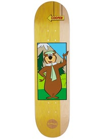 Almost Cooper Yogi Bear Deck 8.125 x 31.7