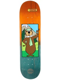 Almost Cooper Yogi Bear Fade Deck 8.375 x 32.2