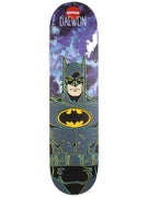 Almost Song Batman Tie Dye Deck  7.75 x 31.1