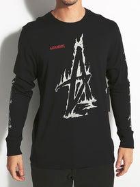 Altamont Fire A Longsleeve T-Shirt