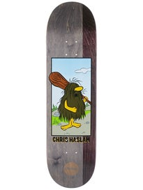 Almost Haslam Captain Caveman Deck 8.375 x 31.8