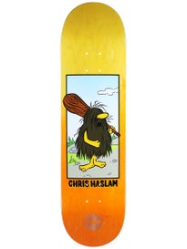 Almost Haslam Captain Caveman Fade Deck 8.25 x 31.7