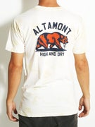 Altamont Dickson High and Dry Bear T-Shirt