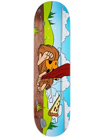 Almost Haslam Napping Caveman Deck 8.375 x 31.8