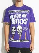 Altamont x FOS Head On A Stick T-Shirt