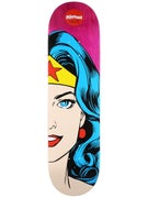 Almost Haslam Superhero Splitface Deck  8.375 x 31.8