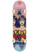 Almost Haslam Wonderwoman Fade Complete  7.875 x 31.5
