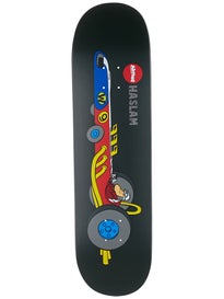 Almost Haslam Wacky Races Impact Light Deck 8.5x32.125