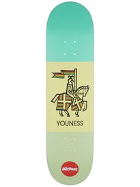 Almost Youness Knight 420 Deck  8.125 x 31.7