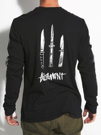 Altamont Knives Out Longsleeve T-Shirt