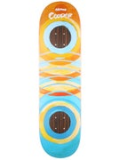 Almost Cooper Lotti Painted Rings Impact Deck 8.25x31.7