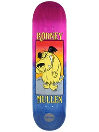 Almost Mullen Muttley Fade Deck 8.25 x 32.1