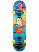 Almost Mullen Superman Tie Dye Mid  Complete 7.4 x 29