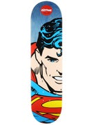 Almost Mullen Superhero Splitface Deck  8.125 x 31.7