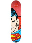Almost Mullen Superman Split Face Mini Deck  7.0 x 28.0