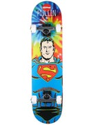 Almost Mullen Superman Tie Dye Full Complete  7.75 x 31