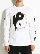 Altamont Melted Yin Yang L/S T-Shirt