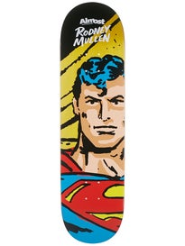 Almost Mullen Sketchy Superman Deck 8.25 x 31.7