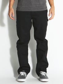 Altamont Reynolds Work Pant Black