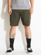 Altamont Sanford Shorts Carbon