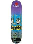 Almost Song Batman Fade Mini Deck  7.0 x 28.0