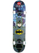 Almost Song Batman Tie Dye Full Complete  7.625 x 30