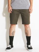 Altamont Davis Slim Shorts Carbon