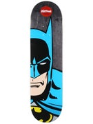 Almost Song Superhero Splitface Deck  8.25 x 31.7