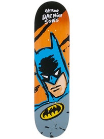 Almost Daewon Sketchy Batman Deck 8.125 x 31.8