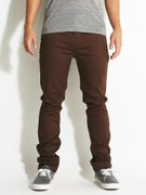 Altamont x SW Davis Slim Chino Pants Brown