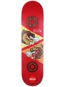 Almost Willow Double Trouble Impact Dbl Deck 8.0 x 31.6