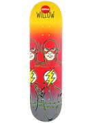 Almost Willow The Flash Fade Deck  8.375 x 31.8