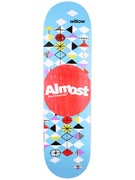 Almost Willow Mid Century Impact Plus Deck 8.38 x 31.8