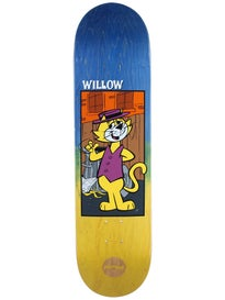 Almost Willow Top Cat Fade Deck 8.0 x 31.6