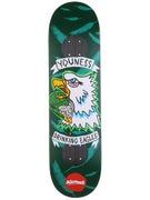 Almost Youness Jail Tats Impact Plus Deck  8.25 x 31.7