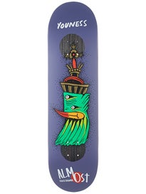 Almost Youness Bird Shits Impact Plus Deck  8.25x31.7
