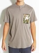 Altamont Yoyogi Pocket Henley Shirt