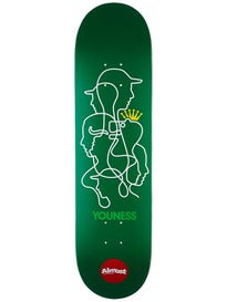 Almost Youness Intertwined Deck  8.125 x 31.8